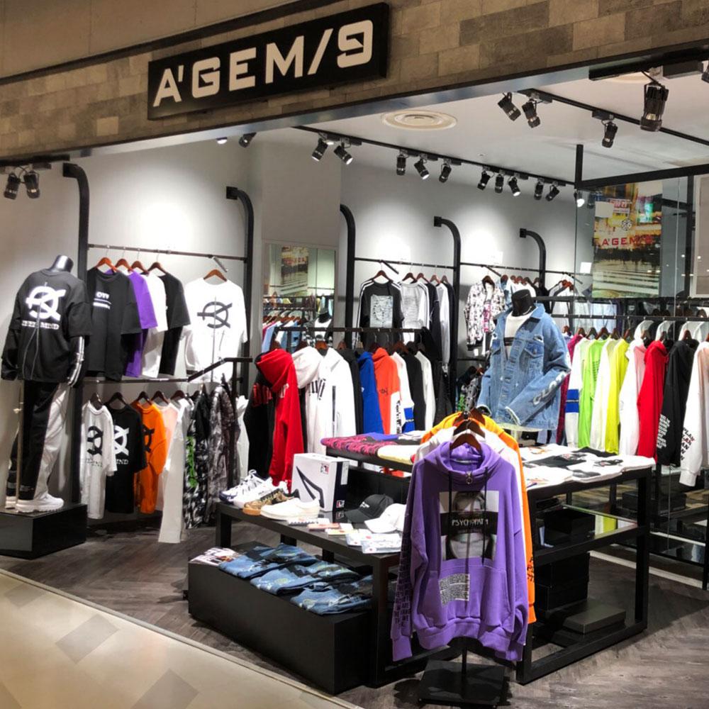sample shop OSAKA